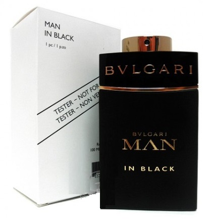 Tester Bvlgari Bvlgari Man In Black
