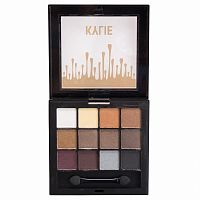 Палитра теней Kylie Kyshadow Pressed Powder Eyeshadow 12 оттенков
