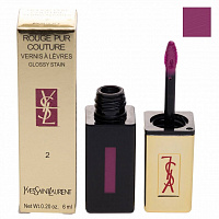 Блеск для губ Yves Saint Laurent Rouge Pur Couture