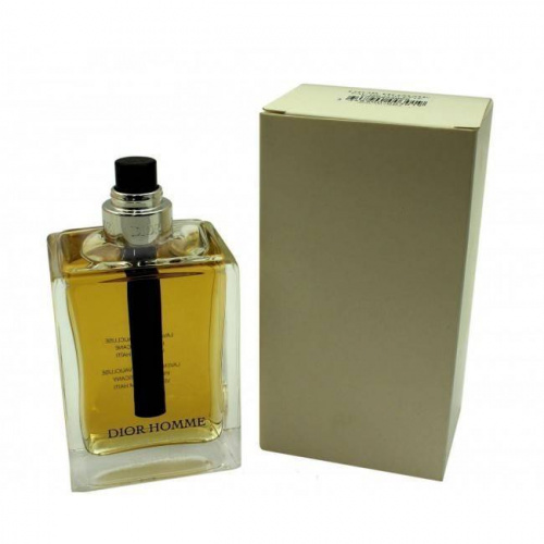Tester Christian Dior Homme