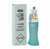 Tester Moschino Cheap and Chic I Love Love