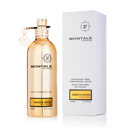 Tester Montale Amber & Spices
