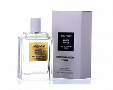 Tester Tom Ford White Suede