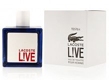 Tester Lacoste Live