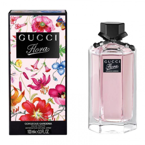 Gucci Flora by Gucci Gorgeous Gardenia 2012